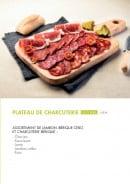 Menu class'croute - Plateau de charcuterie