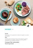 Menu class'croute - Canard - basque