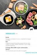 Menu class'croute - Veau