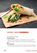 Menu class'croute - Coffret wraps