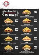 Menu Fête à Crêpe - Les recettes originales du chef
