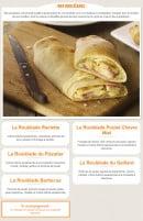 Menu Tablapizza - Carte et menu tablapizza