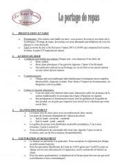 Menu La Petite Croute - Les informations sur les menus, tarifs ...
