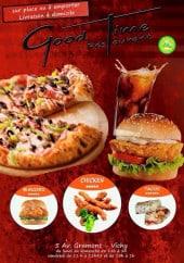 Menu Chicken Street - La carte et menu chez Chicken Street à Vichy