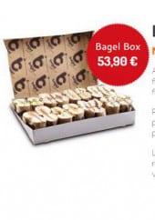 Menu Bagel corner - Le bagel box et dessert box