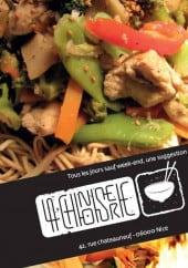 Menu La chinoiserie - Carte et menu La chinoiserie Nice