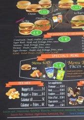 Menu El Tacos - Menus