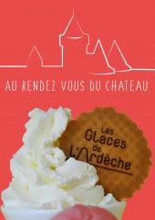 Menu Au Rendez Vous Du Chateau - carte et menu glaces Au Rendez Vous Du Chateau à Aubenas