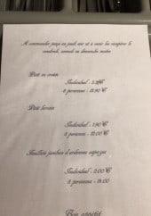 Menu Ma Campagne - Les plats sur commande