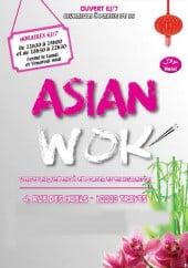 Menu Asian Wok - Carte et menu Asian Wok Troyes