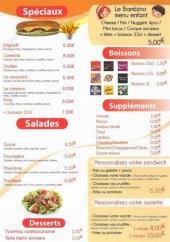 Menu 3D Troyes Delices - Les spéciaux, salades, desserts