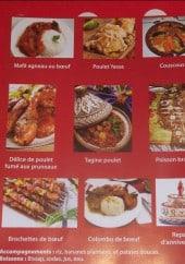 Menu L'ami d'or - Les information sur les menus