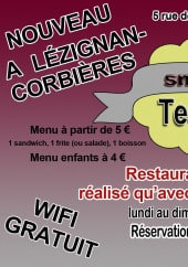 Menu Tee PY - Carte et menu Tee PY à Lezignan Corbieres