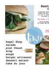 Menu Taste - Carte et menu Taste Marseille 2