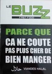 Menu Le Buzz - Carte et menu Le Buzz Marseille 5