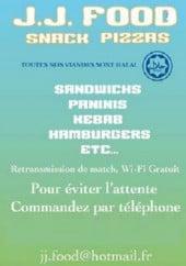 Menu JJ Food - carte et menu JJ food Aix en provence