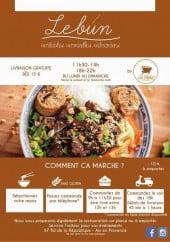 Menu Lebun - Carte et menu Lebun, Aix en Provence