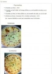 Menu Pizzeria Marco - Les Menus