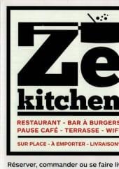 Menu Ze Kitchen - Carte et menu Ze Kitchen Aix en Provence