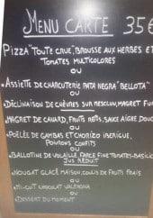 Menu Le bec fin - Le menu à 35€