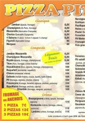 pizza pit salon de provence carte et menu en ligne