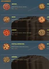 Menu Farwest Pizza - Les pizzas classiques