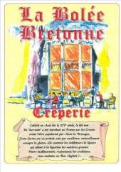 Menu La Bolée Bretonne - Carte et menu La Bolée Bretonne, Aubagne
