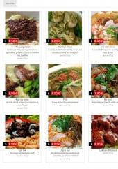 Menu Dong Jia Le - Les spécialités