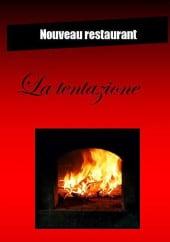 Menu La Tentazione - Carte et menu La Tentazione  Troarn