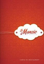 Menu Le Manzio - Carte et menu Le Manzio La Rochelle