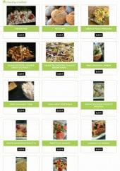 Menu Illico Saveurs - Snacking et salades
