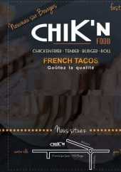 Menu Chikn food - Informations sur le menu