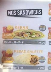 kebab de l 39 universite dijon carte menu et photos. Black Bedroom Furniture Sets. Home Design Ideas