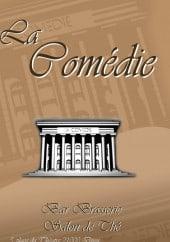 Menu La Comédie - Carte et menu La Comédie Dijon