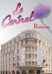 Menu Le Central - Carte et menu Le Central Dijon