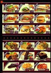 Menu Cob'And food - Menus