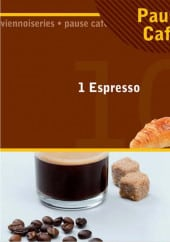 Menu Firmin - Formule pause café