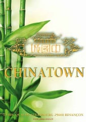 chinatown besancon carte menu et photos. Black Bedroom Furniture Sets. Home Design Ideas
