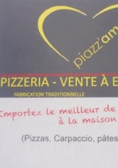 Menu Piazz'amore - carte et menu Piazz'amore Besançon