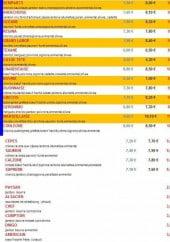 Menu Pizza Des Remparts - Les autres pizzas, crepes,....