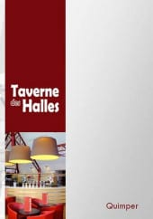 Menu Taverne des Halles - Carte et menu Taverne des Halles  Quimper