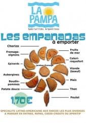 Menu La Pampa - Carte et menu La Pampa Nimes