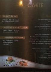Menu Au Louis IX - Les menus, entrées, plats et desserts