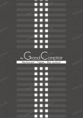 Menu Au Grand Comptoir - Carte et menu Au Grand Comptoir Toulouse