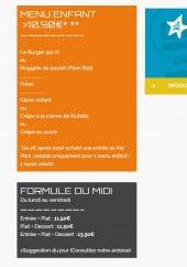 Menu Dix31 - Formules