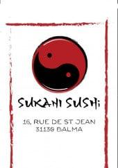 Menu Sukani Sushi - Carte et menu Sukani Sushi Balma