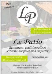 Menu Le Patio - carte et menu Le PatioSeysses