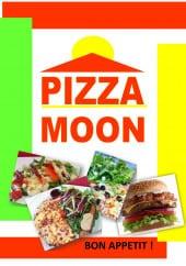 Menu Pizza Moon - Carte et menu Pizza Moon Castelnau d'Estretefonds