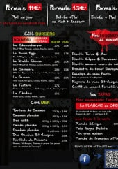 Les burgers, suggestions...