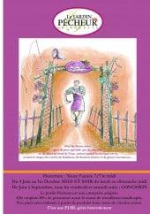 Le jardin p cheur bordeaux carte menu et photos for Jardin lee menu livraison